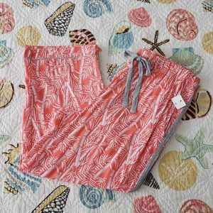 Crown & Ivy Pajama Lounge Pants Size M New